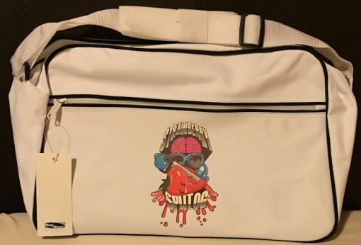 White Dank Bag